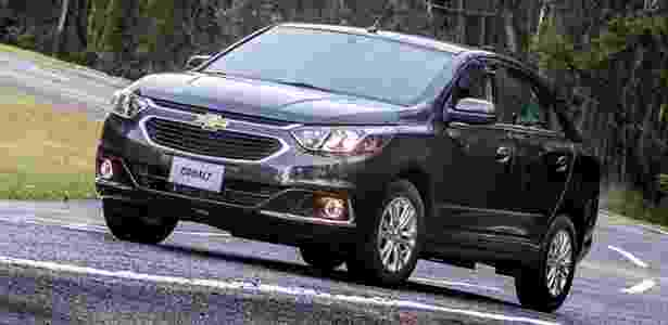 Chevrolet Cobalt Eco 2017 - Divulgação - Divulgação