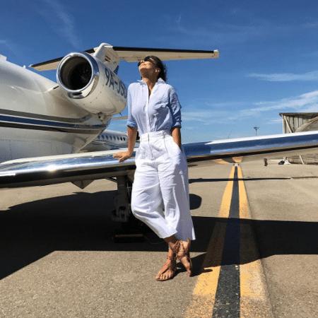 Ivete Sangalo curte viagem pela Europa - Reprodução/Instagram/veveta