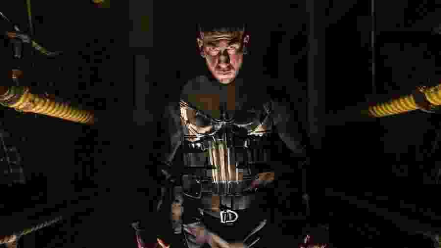 Jon Bernthal como o Justiceiro - Jessica Miglio/Netflix/Divulgação