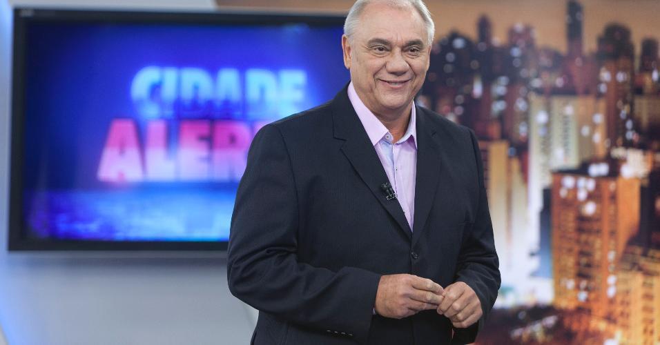 """Marcelo Rezende no """"Cidade Alerta"""""""