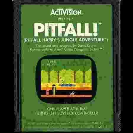 Cartuchos de Atari 2600 eram limitados a 4KB, quantidade enorme de dados perto dos 128 bytes de memória RAM do aparelho; criar qualquer game era um desafio enorme - Reprodução