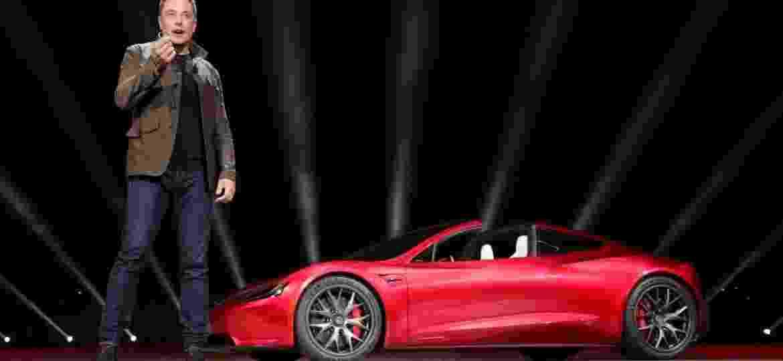 Tesla/Handout via Reuters