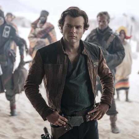 Han Solo: Uma História Star Wars - Jonathan Olley /Lucasfilm Ltd.