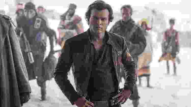 Han Solo: Uma História Star Wars - Jonathan Olley /Lucasfilm Ltd. - Jonathan Olley /Lucasfilm Ltd.