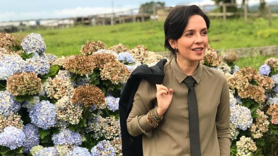 """Há 15 anos na Globo, Nádia Bochi se sente privilegiada por saber que """"é possível ser livre"""" - Reprodução/Instagram/@nadiabochi"""