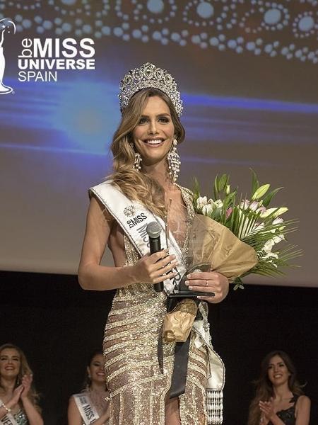 Angela será a primeira mulher trans a concorrer ao Miss Universo - Reprodução/ Instagram