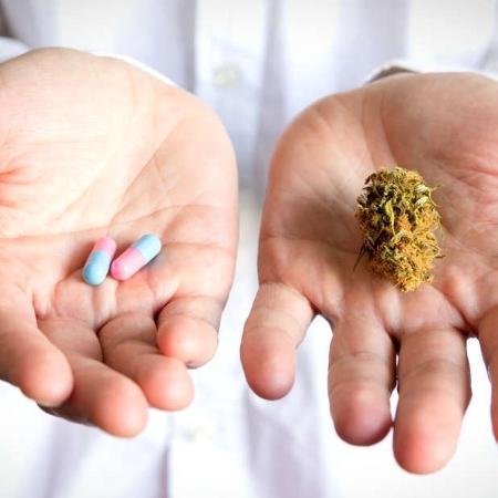 O trabalho reforça estudos anteriores de que o canabidiol tem potencial terapêutico promissor no tratamento da depressão - iStock