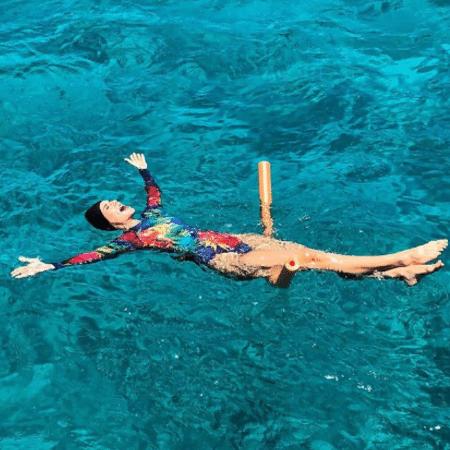 Ana Furtado em Ibiza - Reprodução/Instagram