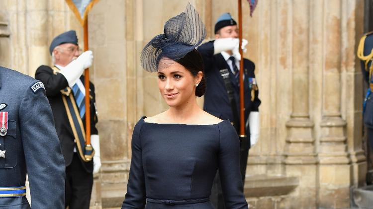 Meghan parece preto - Getty Images - Getty Images
