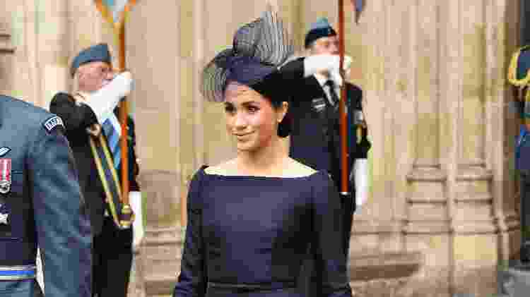 Meghan look preto - Getty Images - Getty Images