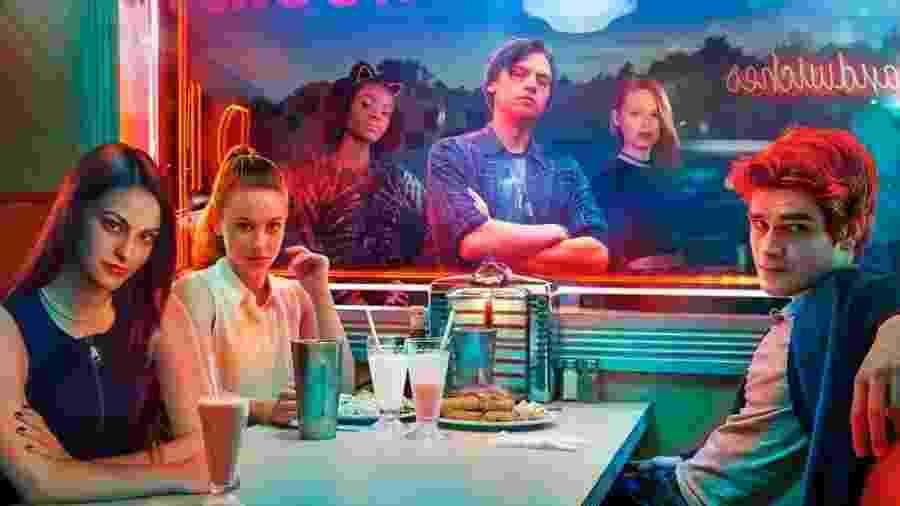 """Cena de """"Riverdale"""" - Divulgação"""