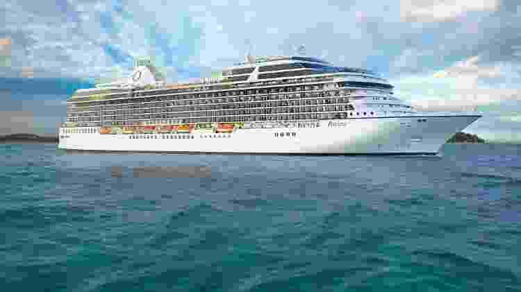 Divulgação/Oceania Cruises