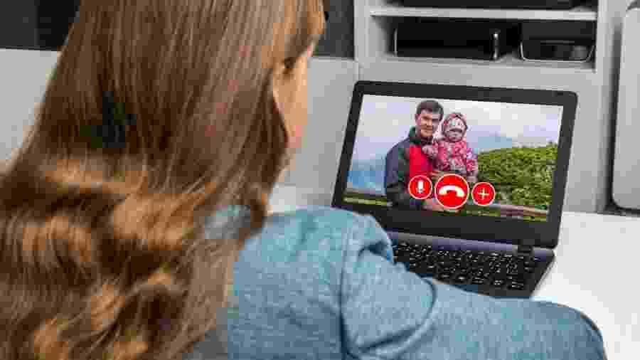 Mãe afirma que pai posta fotos felizes com filhos na rede, mas a realidade é outra - Getty Images/iStockphoto