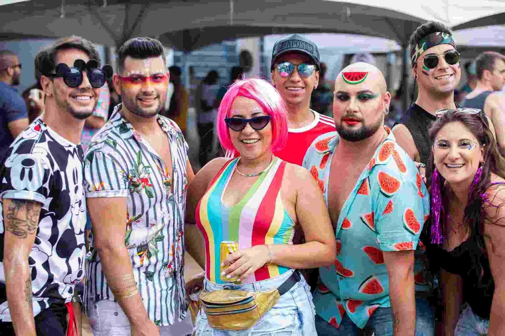 Público se fantasiou para o festival Agrada Gregos - Edson Lopes Jr./UOL