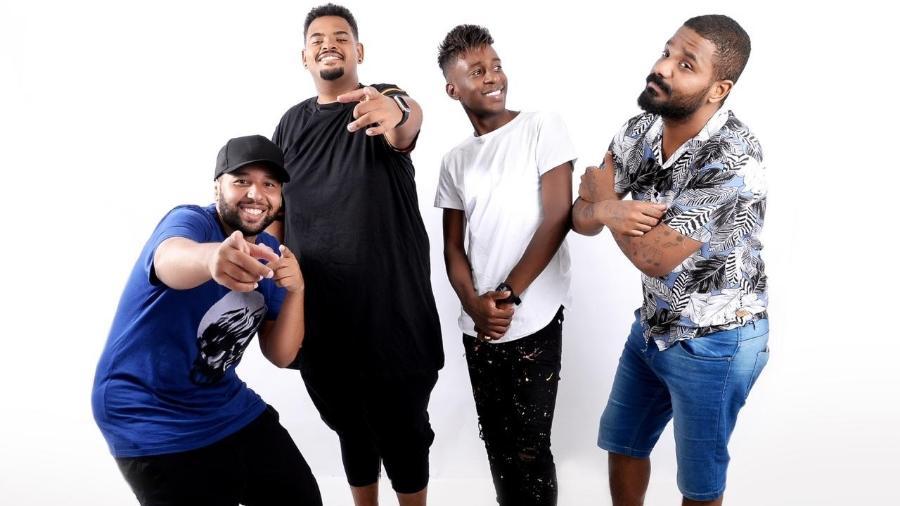 Levi de Paula, Lucas Morato, Brankinha e Arlindinho se unem para cantar sucessos dos pais sambistas - Divulgação