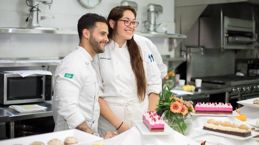 Em Nova York, primeiro encontro pode ser em um curso do instituto de culinária que formou Alex Atala - Divulgação