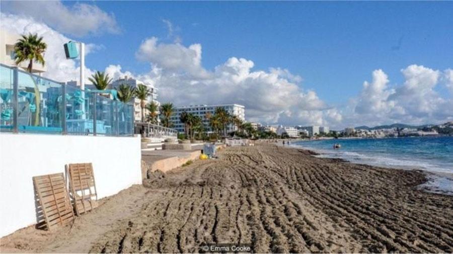 Ibiza tem sido uma ilha para os excluídos e inconformistas - Emma Cooke/BBC
