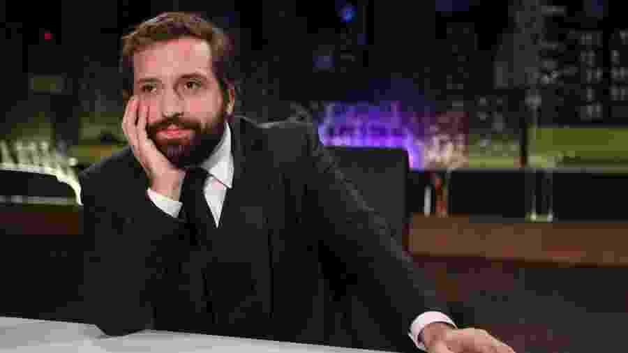 """Gregório Duvivier em """"Greg News"""" - Divulgação/HBO"""