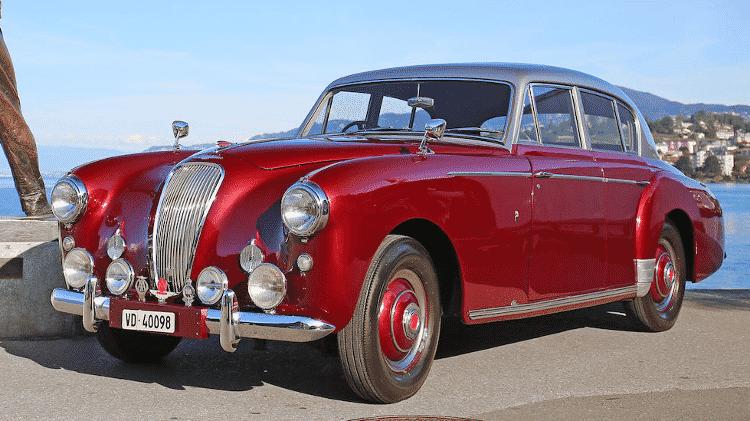 Aston Martin Lagonda - Reprodução - Reprodução