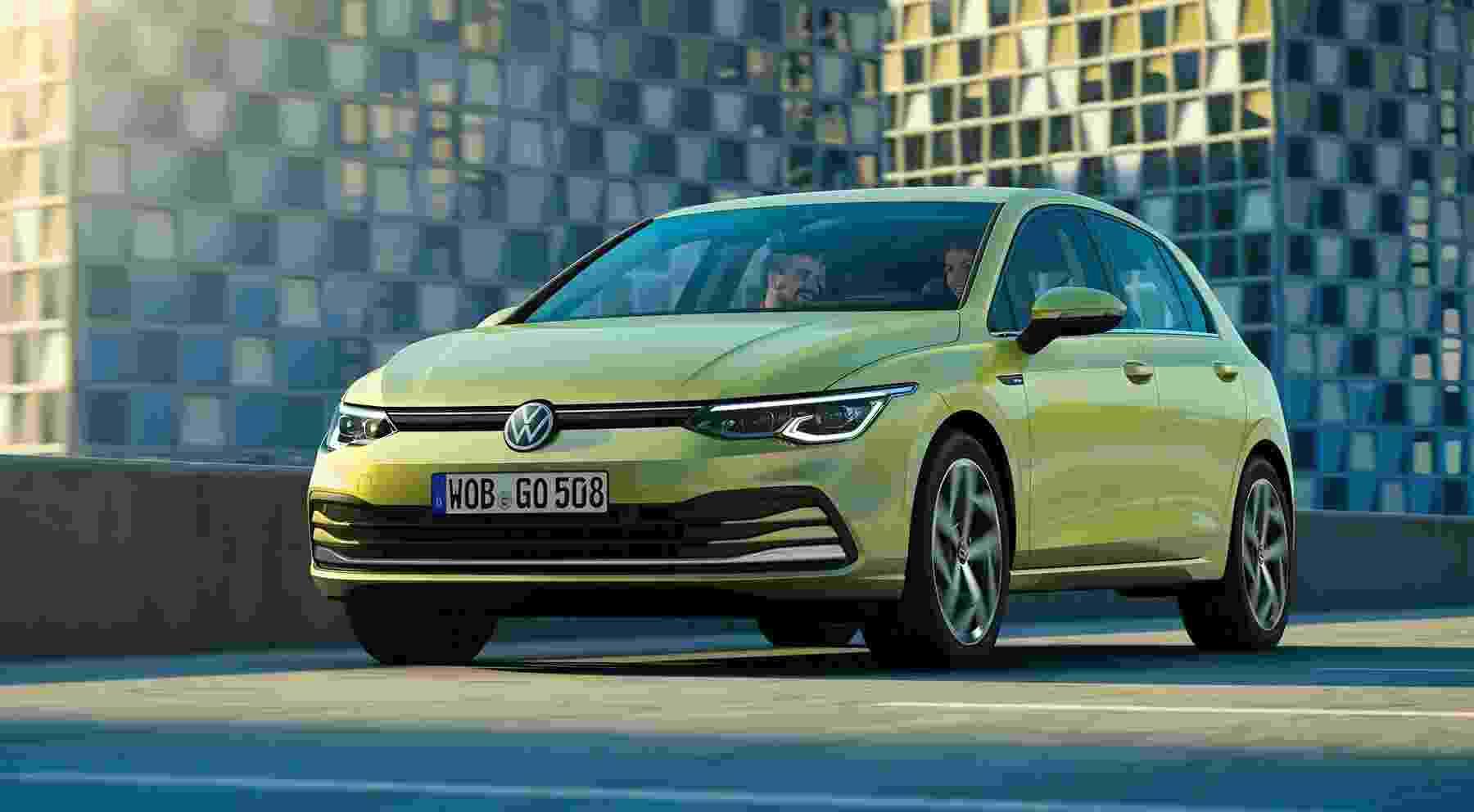 Volkswagen Golf 2020 - Divulgação