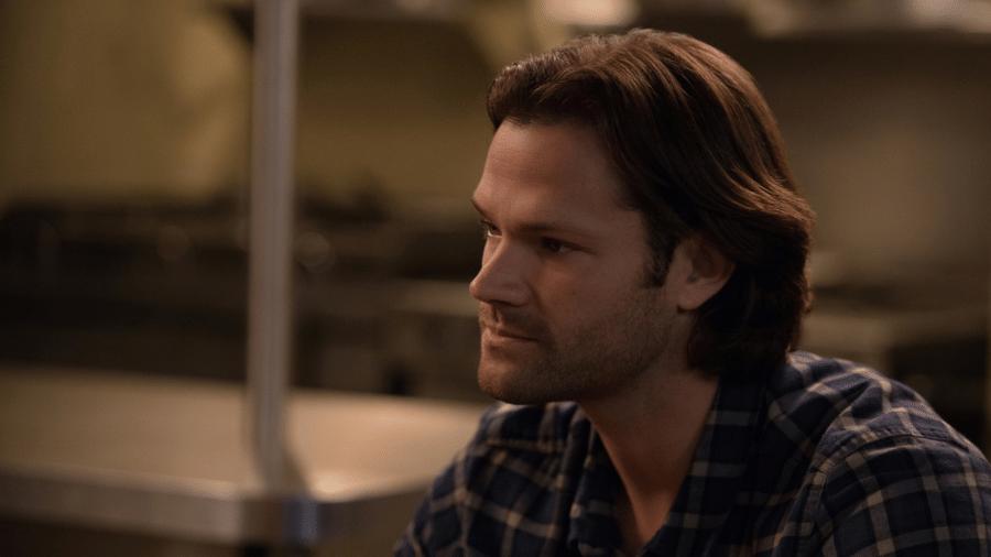 """Jared Padalecki em cena de """"Supernatural"""" - Reprodução"""