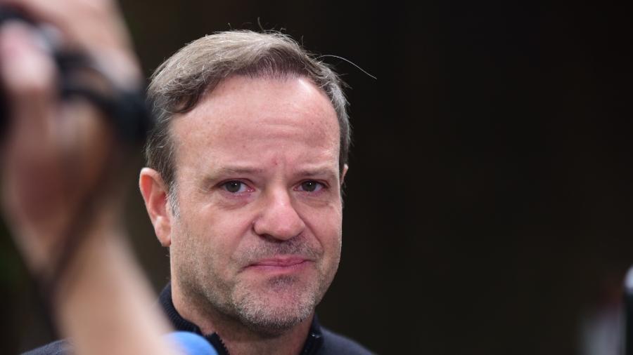 Rubens Barrichello - Leo Franco/AgNews