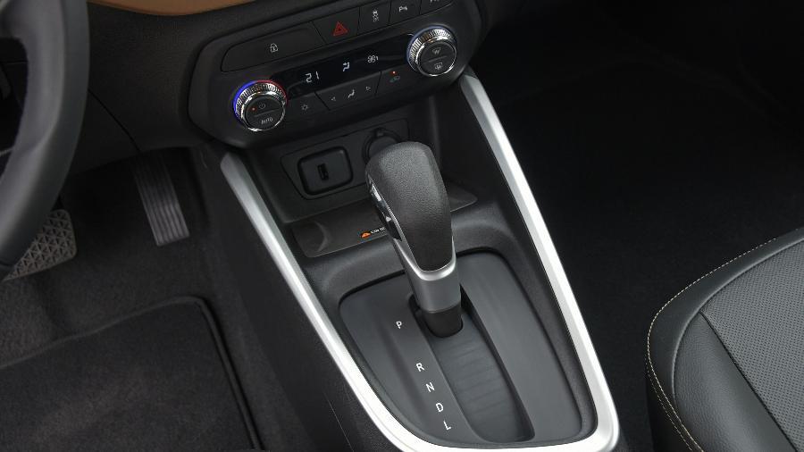 Este foi o câmbio automático mais comprado do País em janeiro: o do Chevrolet Onix - Murilo Góes/UOL