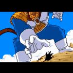 Dragon Ball Z: Idainaru Son Goku Densetsu (1994 - PC Engine) - Reprodução