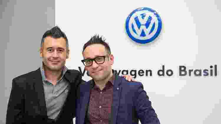 Irmãos trabalharam juntos na Alemanha por cinco anos - Pedro Danthas/Divulgação
