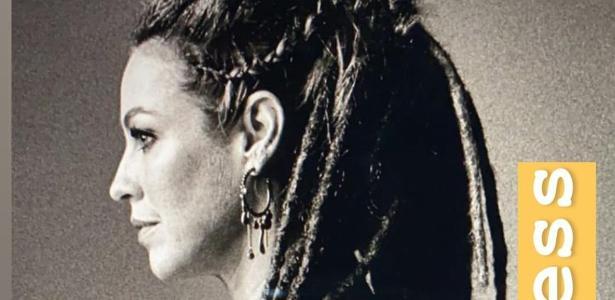 Luana Piovani de dreads