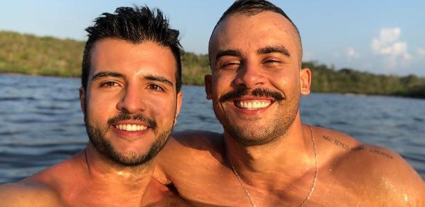 'Subiu a serra' | Apresentador da Globo conta como conheceu amor PM