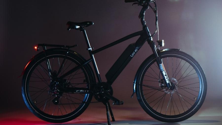 Bicicleta elétrica - Divulgação/Lev