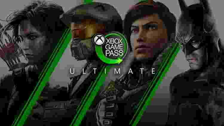 Xbox Game Pass Ultimate - Reprodução - Reprodução