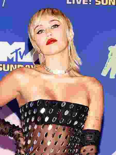 Miley Cyrus - Vijat Mohindra/MTV VMAs 2020 - Vijat Mohindra/MTV VMAs 2020