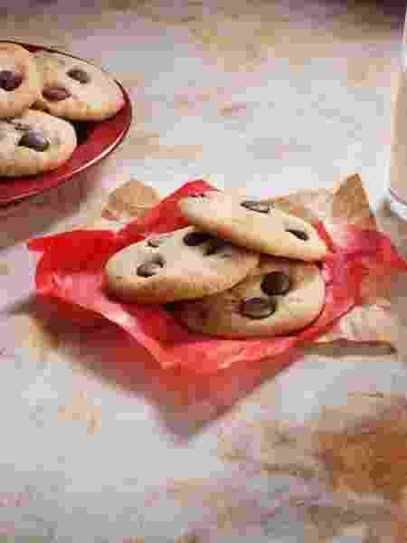 Cookie gota chocolate - Divulgação - Divulgação