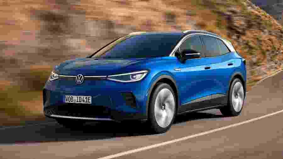 Volkswagen ID.4 2021 - Divulgação