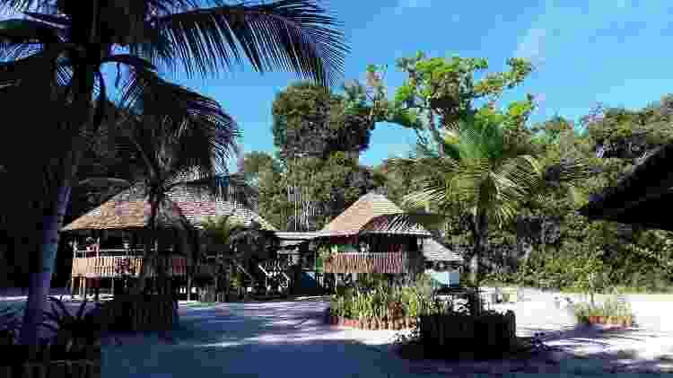 Malocas Jungle Lodge - Divulgação - Divulgação