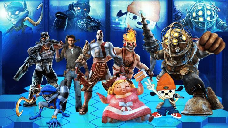 PlayStation All-Stars Battle Royale - Divulgação (Sony) - Divulgação (Sony)