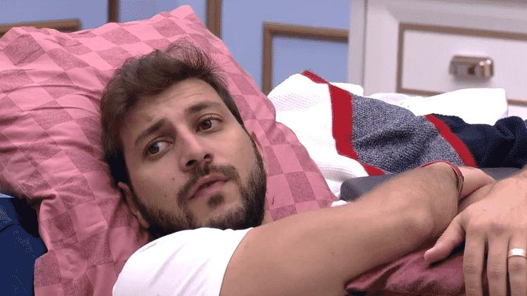 BBB 21: Caio fala sobre Juliette no quarto do líder - Reprodução/Globoplay - Reprodução/Globoplay