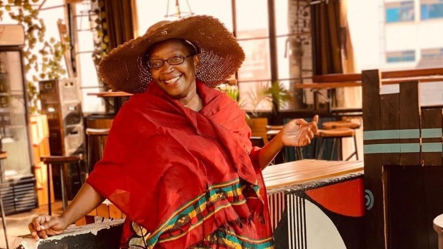 Stella Nyanzi é uma antropóloga e ativista de Uganda - Reprodução/Instagram