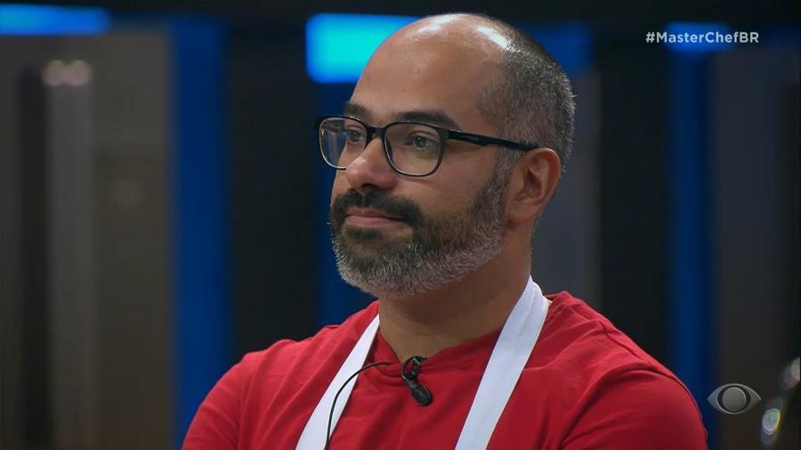 """Renato é o décimo eliminado da temporada no """"MasterChef"""" - Reprodução/Band"""