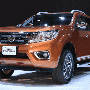 Nissan Frontier NP 300 LE 4x4 Diesel - Murilo Góes/UOL