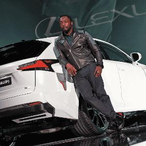 Lexus NX by Will.i.am - Divulgação