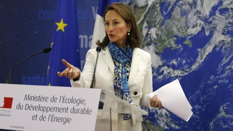 Ségolène Royal - PATRICK KOVARI/AFP
