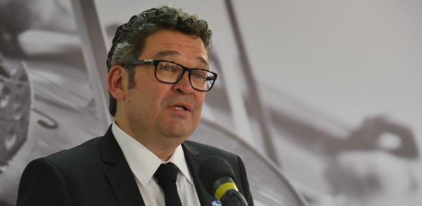 Américo Martins tomou posse da EBC em setembro do ano passado - Valter Campanato/Agência Brasil