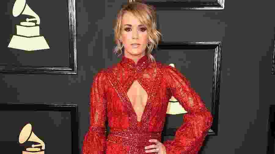 Carrie Underwood - Getty Images