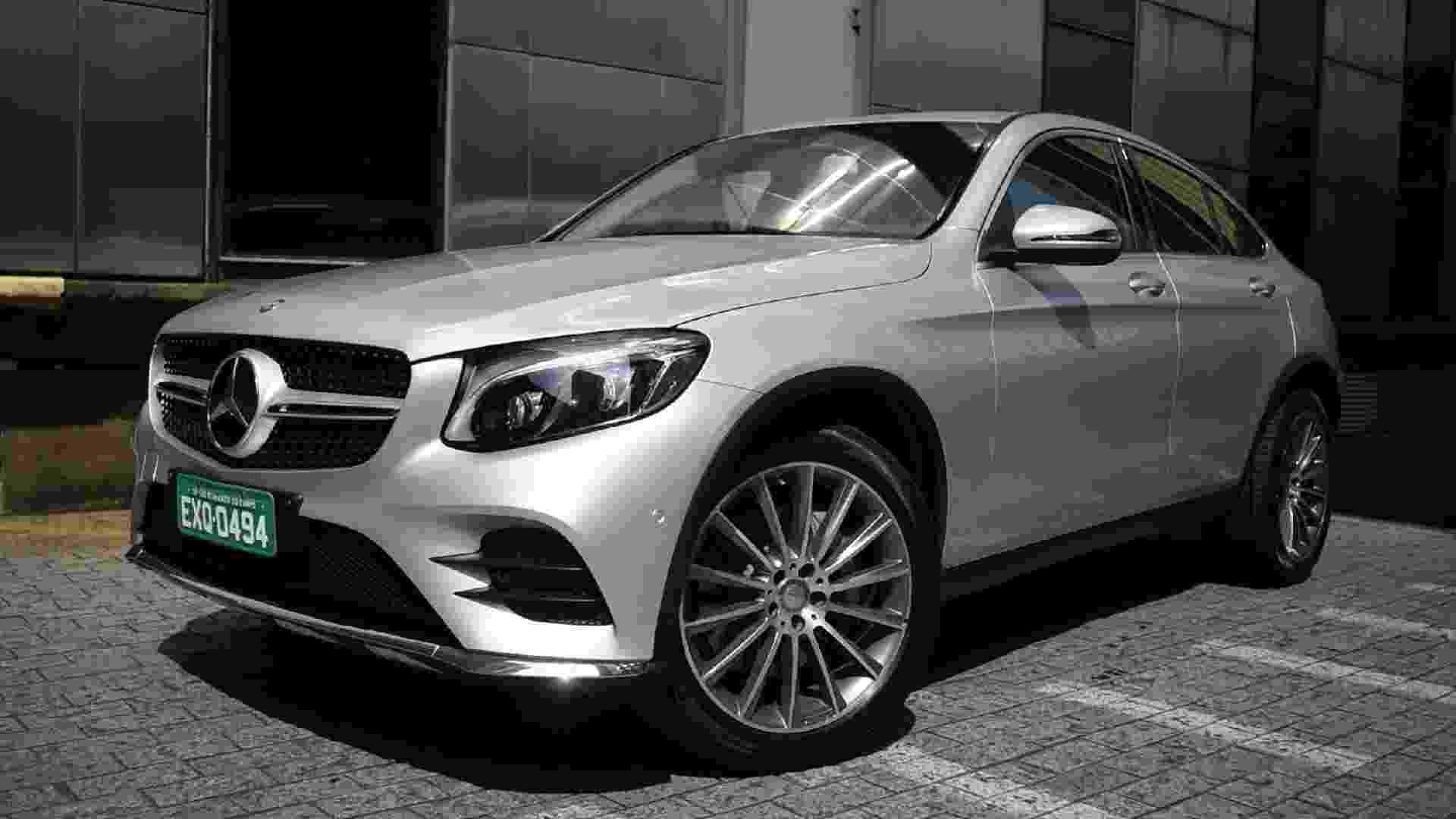Mercedes-Benz GLC Coupé - Murilo Góes/UOL