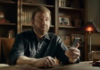 Chuck Norris anuncia jogo para celulares (Foto: Reprodução)