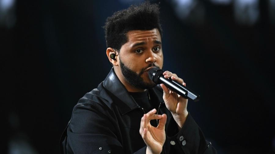 The Weeknd faz sua estreia no Brasil neste domingo (26) - Pascal Le Segretain/Getty Images