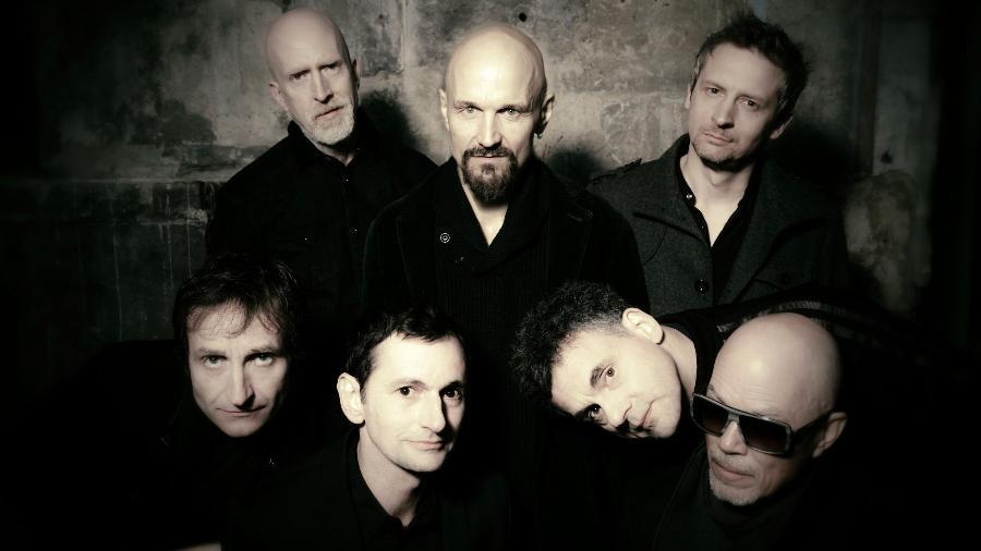 A banda britânica James - Reprodução